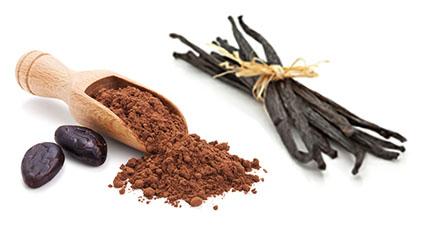 cocoa-vanilla